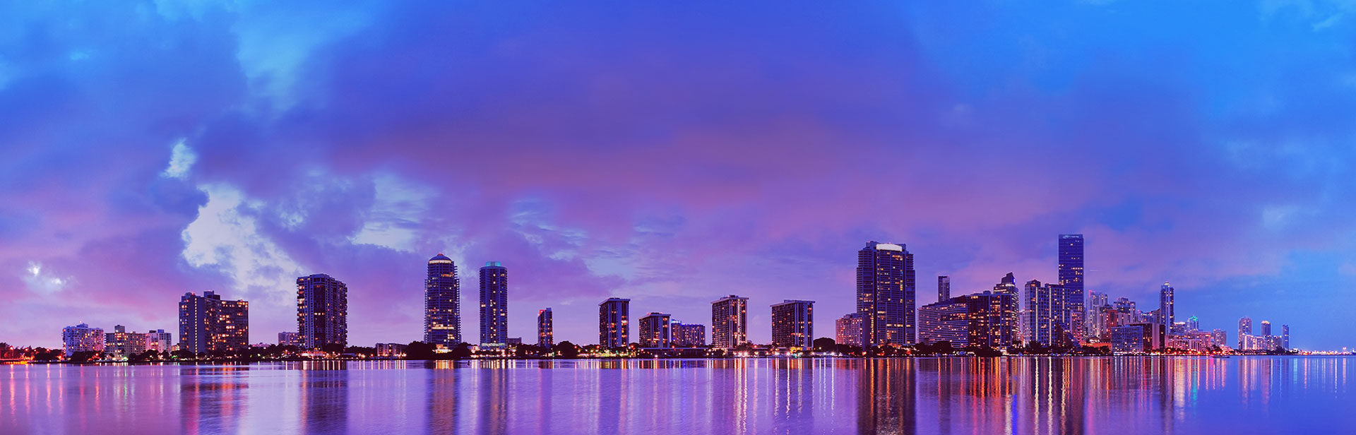Medina Capital Miami Skyline
